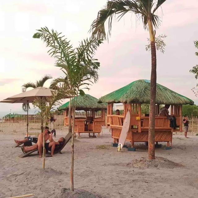 Nova Scotia Private Resort beach huts