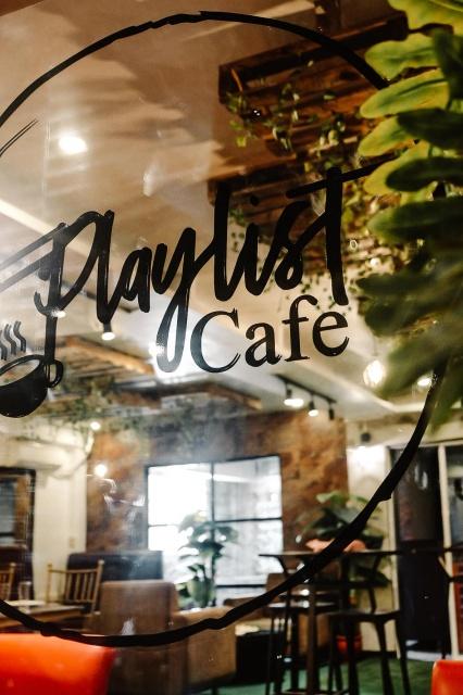 Playlist Cafe