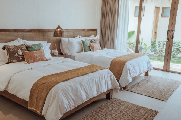 Deluxe Double Room with Double Beds