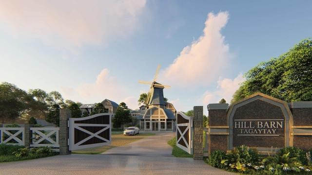 hillbarn entrance