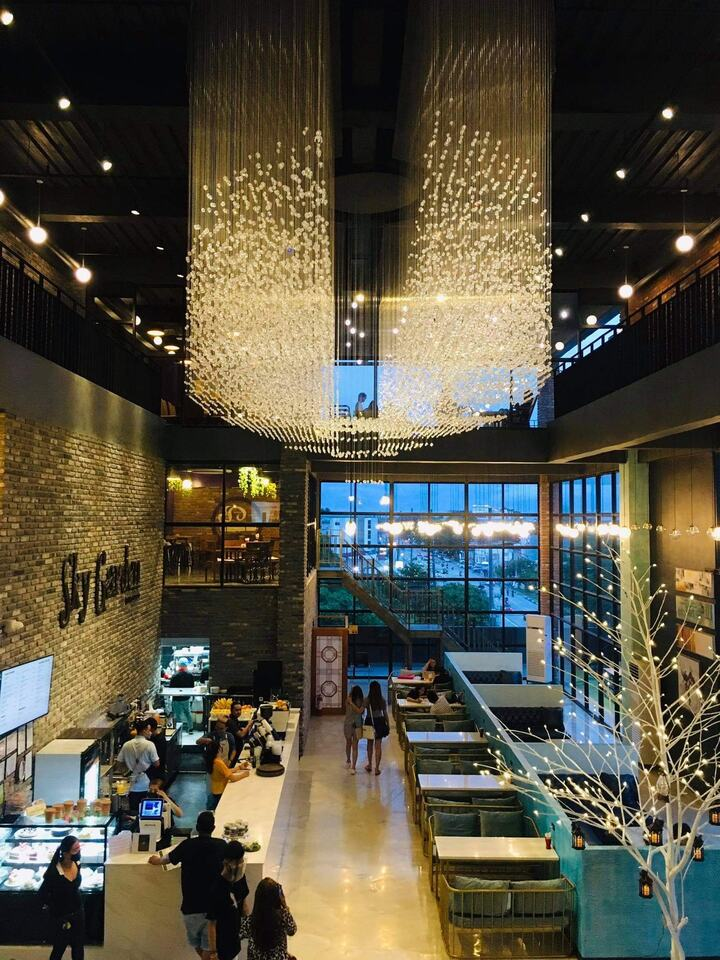 Sky Garden Cafe and Resto
